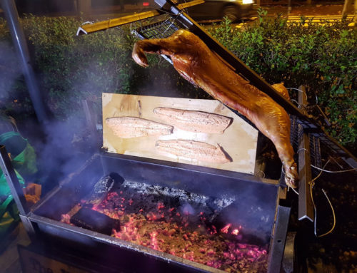 MATCHED WINES – OPEN FIRE COOKING