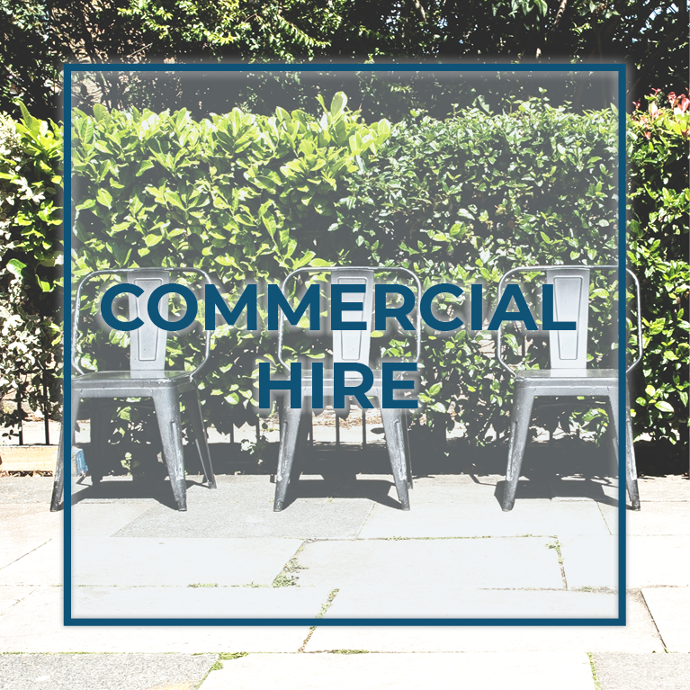 Commercial Hire